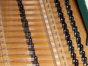 cordes clavecin chevilles carrées