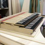 Claviers clavecin