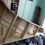 construction caisse de clavecin